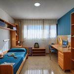 Habitación 18m2, residencia universitaria Alicante