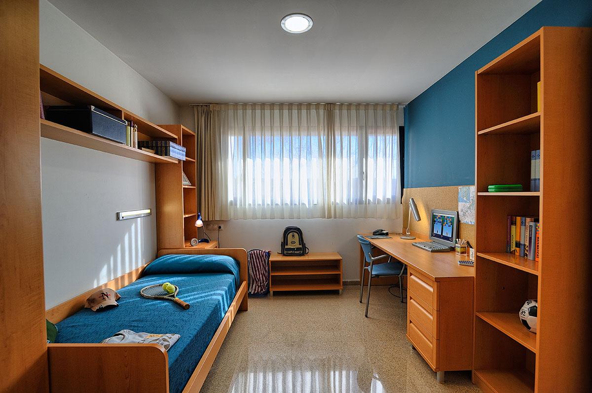 Dormitorio en la universidad - 2 part 5