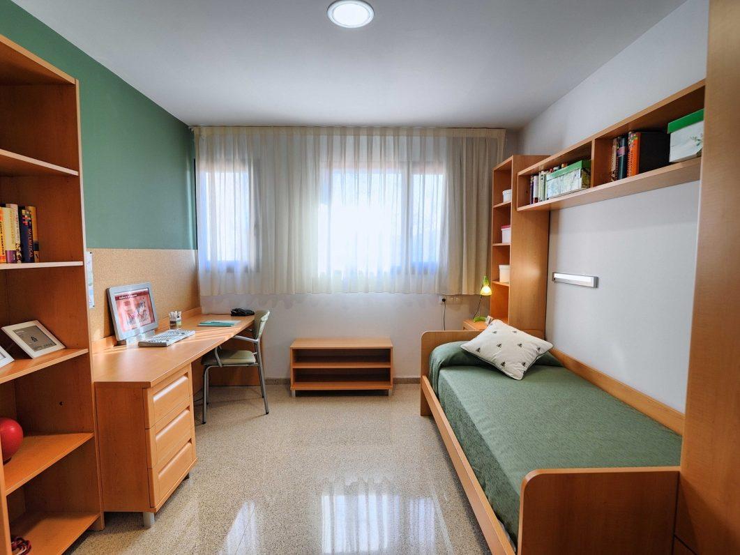 C mo elegir residencia universitaria para 2017 2018 for Mobiliario para estudiantes