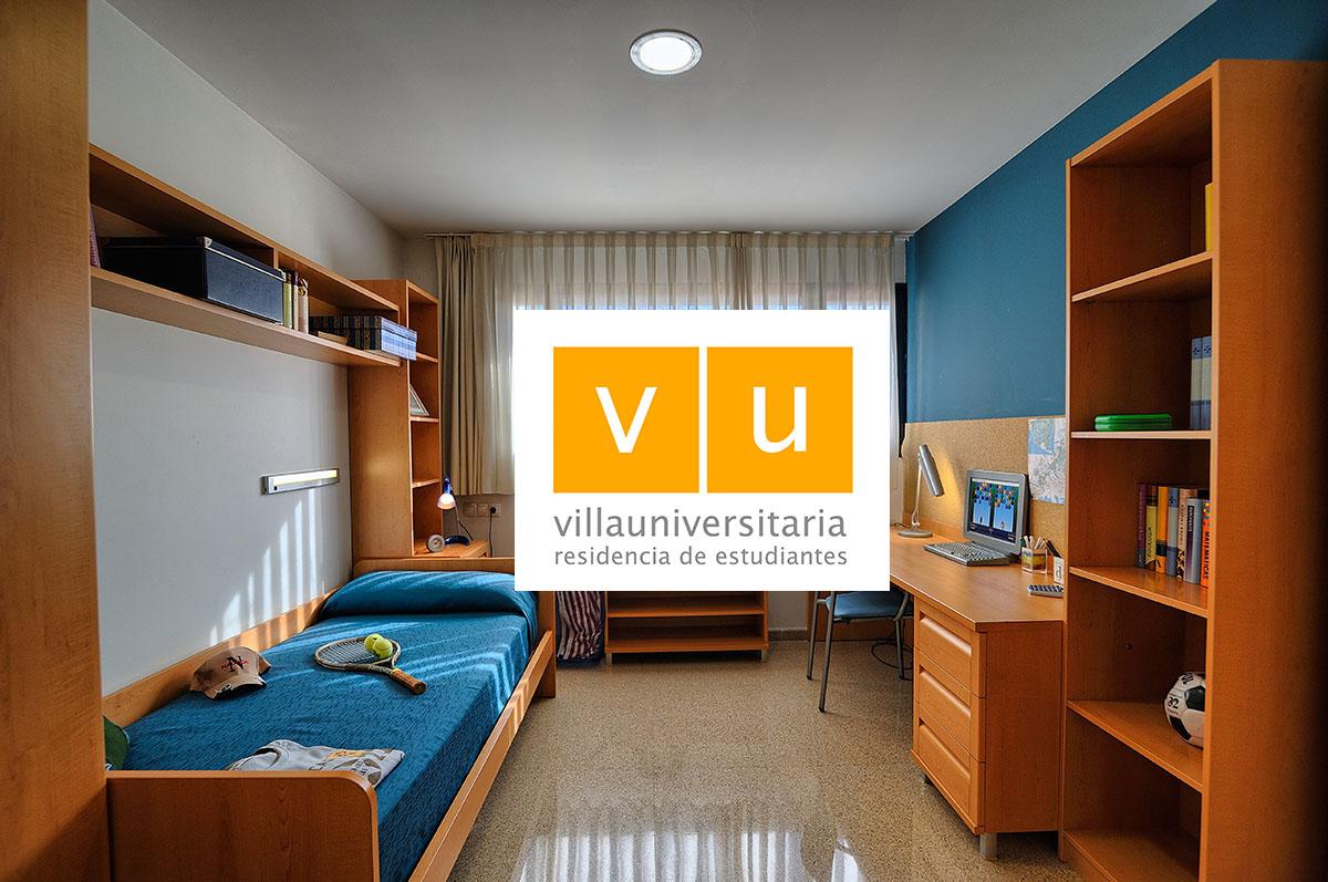 Instalaciones y servicios de la villa universitaria de for Residencia para universitarios