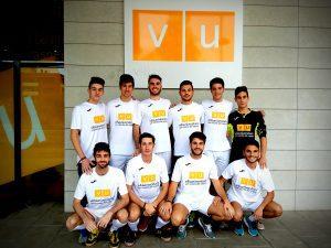 Equipo de fútbol Da Sousa Villa Universitaria
