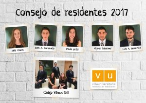 Consejo de Villano de la residencia universitaria