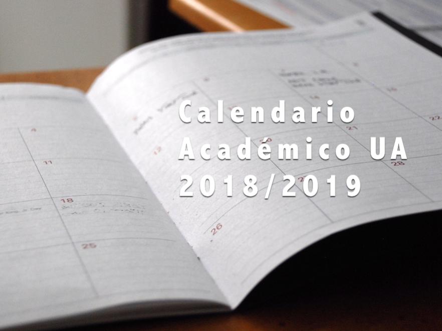 Calendario Ua.Calendario Academico Ua 2018 2019 Villa Universitaria Residencia