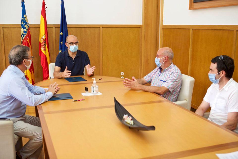 Acuerdo red Eduroam, Universidad de Alicante y la Villa Universitaria.